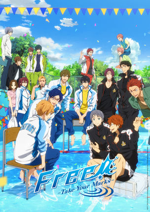 Free! - Take Your Marks (jap.)