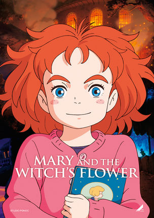 Mary and the Witch's Flower (jap.)