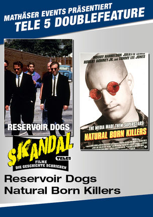 Reservoir Dogs & Natural Born Killers (TELE 5 Filmnacht)
