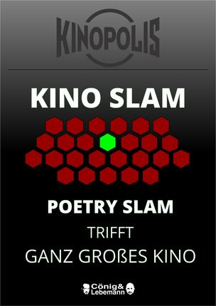 POETRY Slam im Kinopolis Main-Taunus