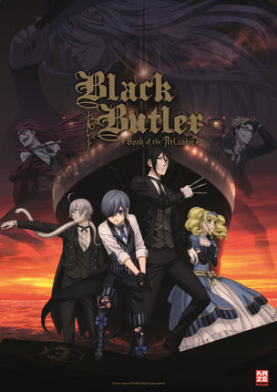 Black Butler: Book of the Atlantic (jap.)