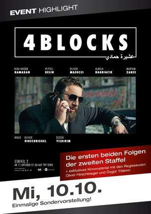 4 BLOCKS (Staffel 2 - Folge 1 & 2)