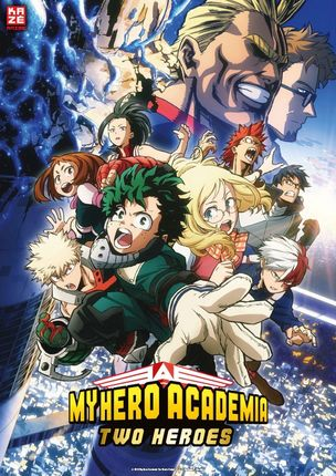 My Hero Academia: Two Heroes (jap.)