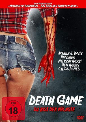 Death Game - Du bist der Nächste (MIDNIGHT MOVIES)