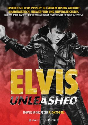 ELVIS UNLEASHED (engl.)