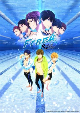 Free! Road to the World - The Dream (jap.)