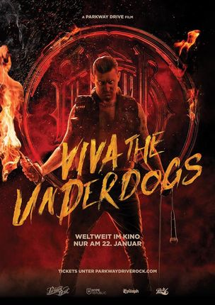 VIVA THE UNDERDOGS - A FILM BY PARKWAY DRIVE (engl.)