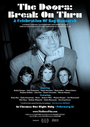 The Doors: Break On Thru - A Celebration Of Ray Manzarek (engl.)