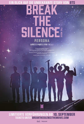 BTS - Break the Silence: The Movie (korean.)