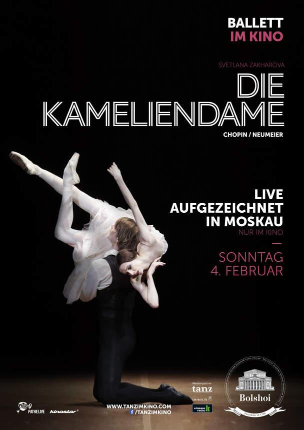 Die Kameliendame (Bolshoi Ballett Saison 2020/21)