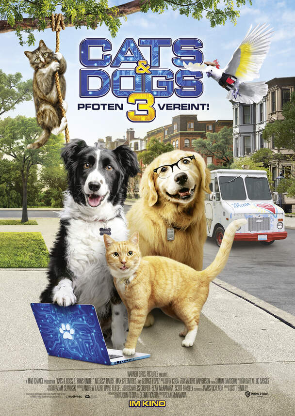 Cats + Dogs 3 - Pfoten vereint!
