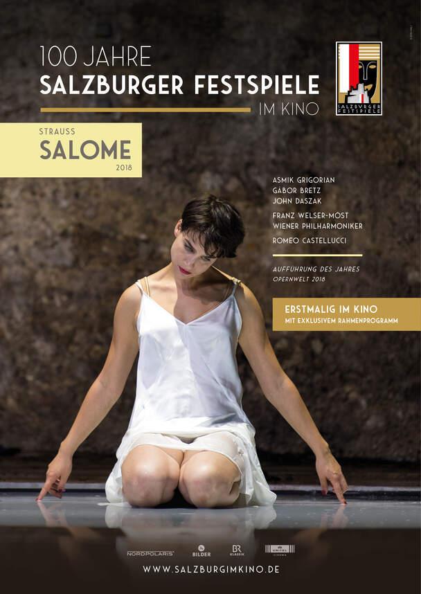 Strauss - Salome (Salzburger Festspiele im Kino - Saison 2020/21)