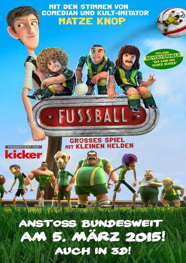 Fußball Großes Spiel Mit Kleinen Helden Kinoprogramm Im Mathäser