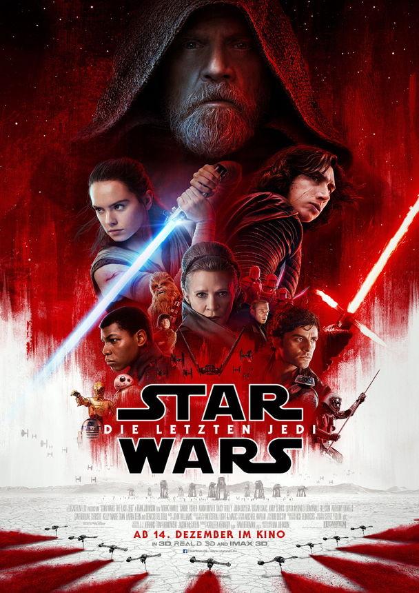Star Wars Die Letzten Jedi Kinoprogramm Im Kinopolis Hanau