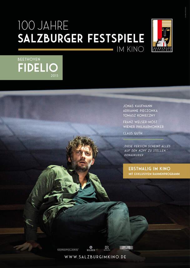 Beethoven - Fidelio (Salzburger Festspiele im Kino - Saison 2020/21)