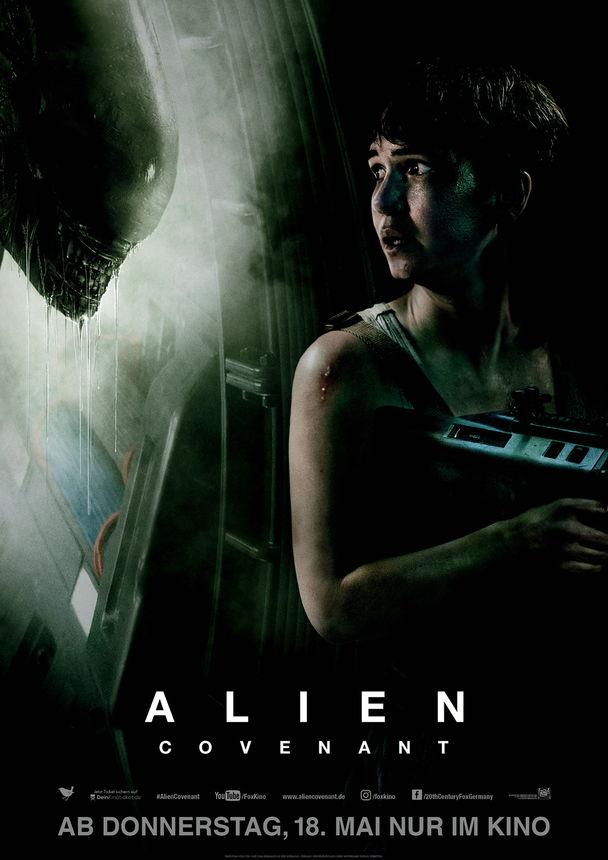 Alien: Covenant – Kinoprogramm im Mathäser Filmpalast