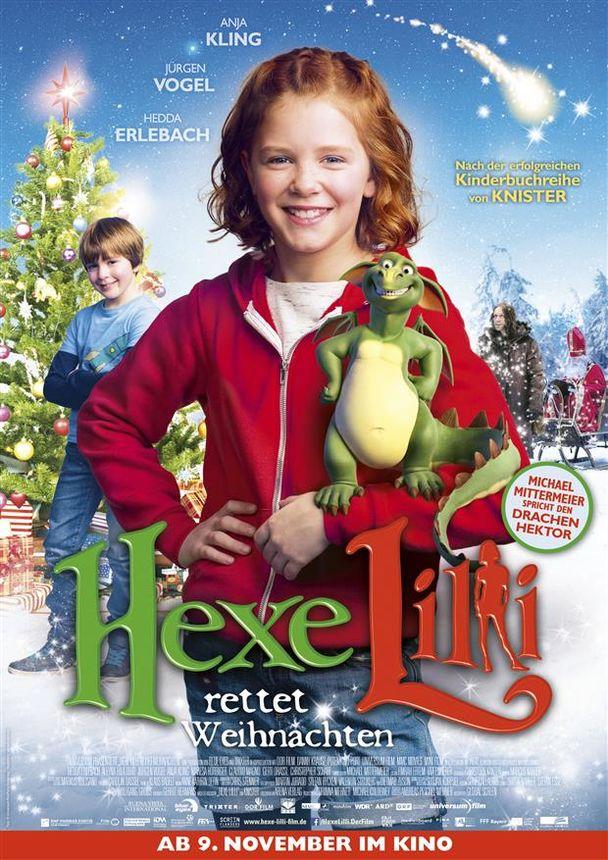 Hexe Lilli rettet Weihnachten – Kinoprogramm im KINOPOLIS Landshut