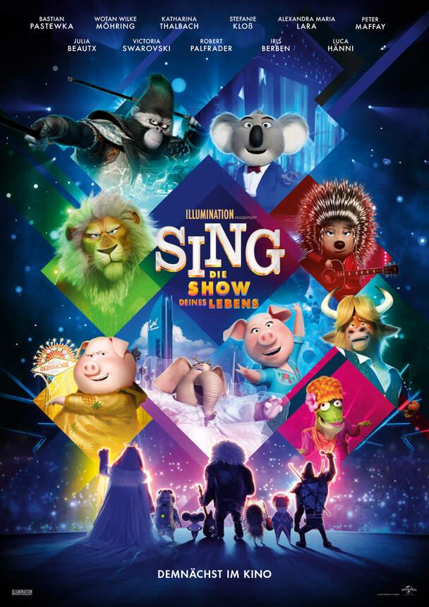 Sing 2 - Die Show Deines Lebens