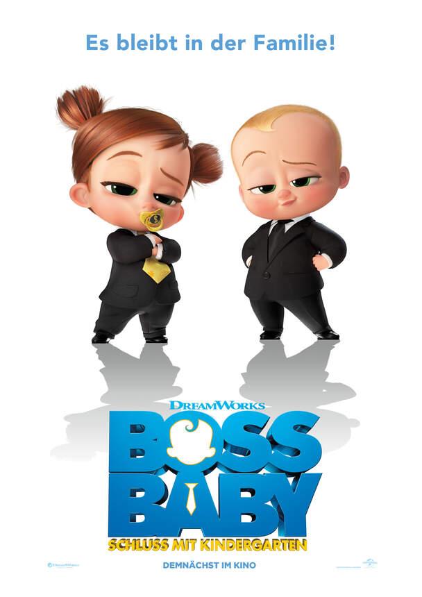 Boss Baby - Schluß mit Kindergarten