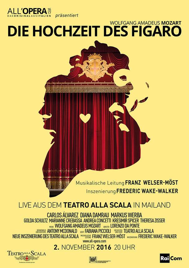 All Opera Die Hochzeit Des Figaro Mozart La Scala 2016 Kinoprogramm Im Kinopolis Bonn Bad Godesberg