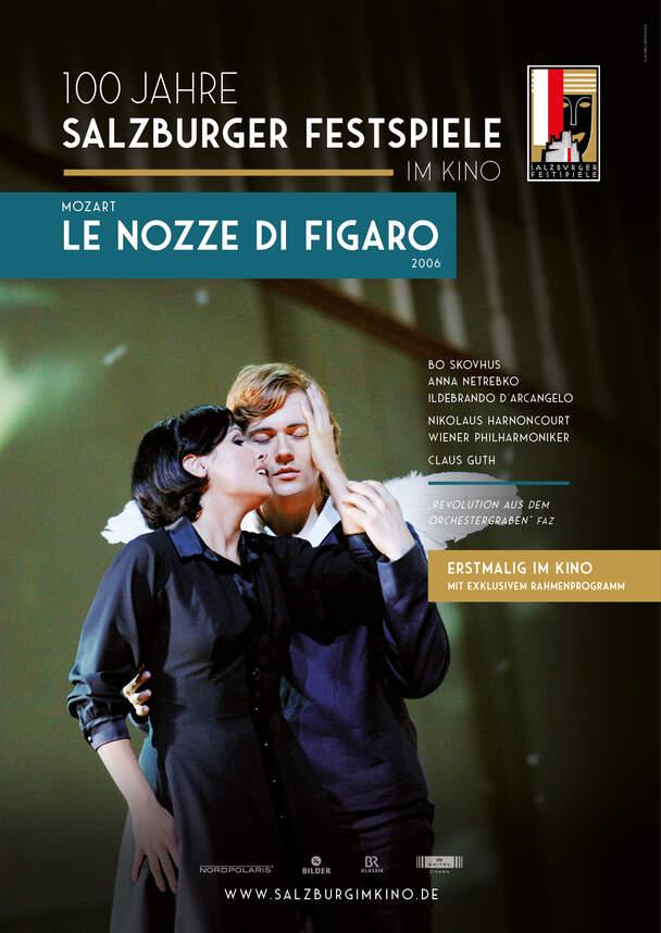 Mozart - Le Nozze di Figaro (Salzburger Festspiele im Kino - Saison 2020/21)