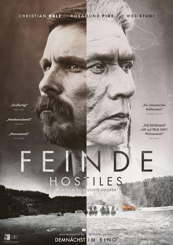 Feinde - Hostiles – Kinoprogramm im Citydome Rosenheim