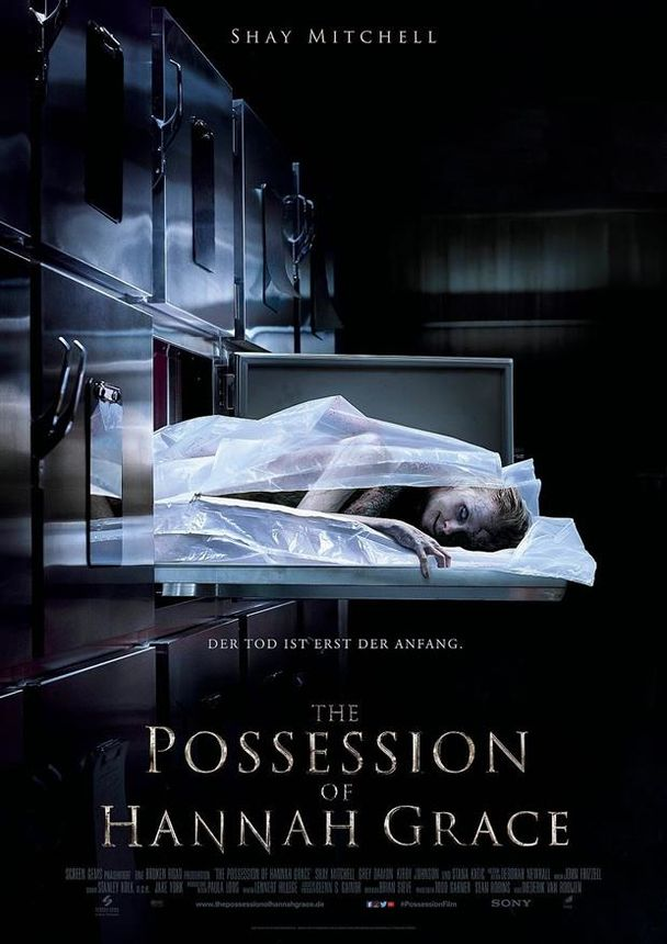 Plakat The Possession of Hannah Grace