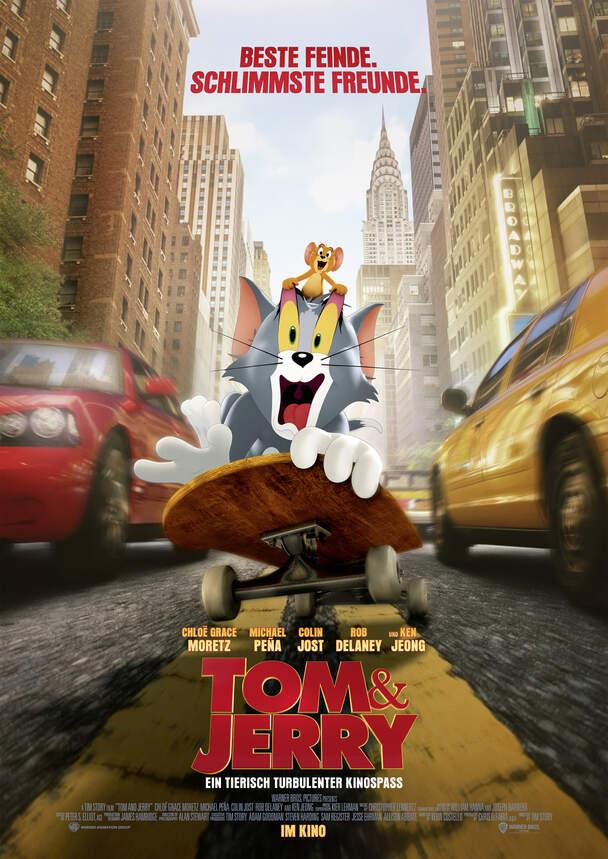 Tom + Jerry
