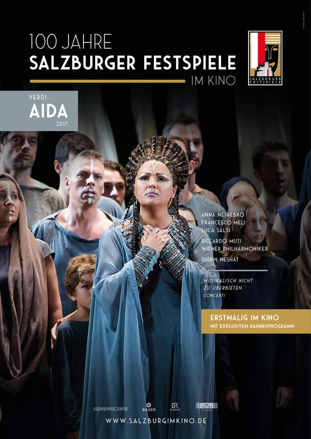 Verdi - Aida (Salzburger Festspiele im Kino - Saison 2020/21)