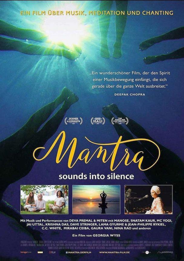 Mantra - Sounds Into Silence – Kinoprogramm im Citydome Rosenheim