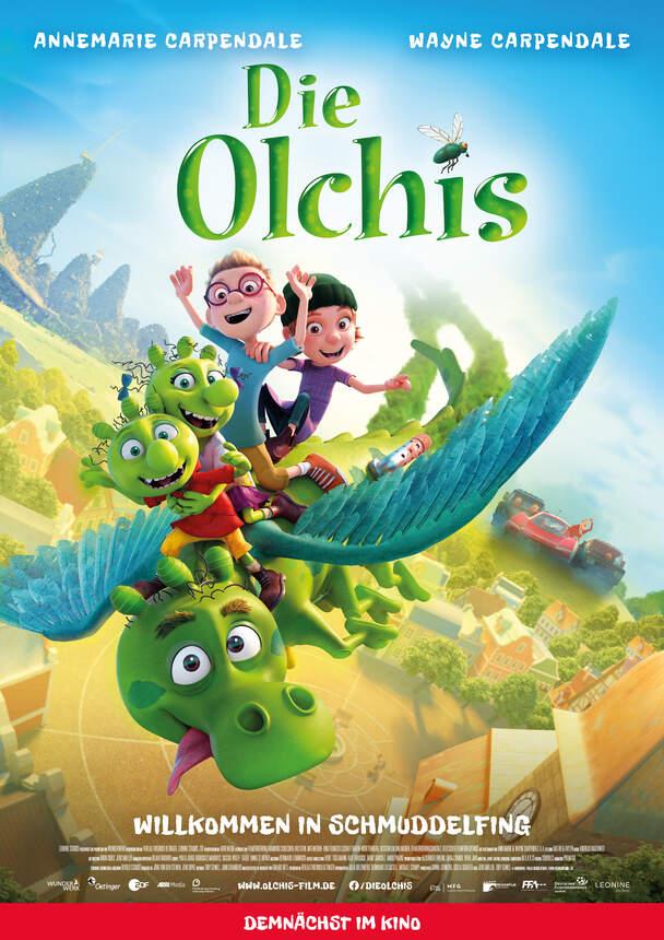 Die Olchis - Willkommen in Schmuddelfing!