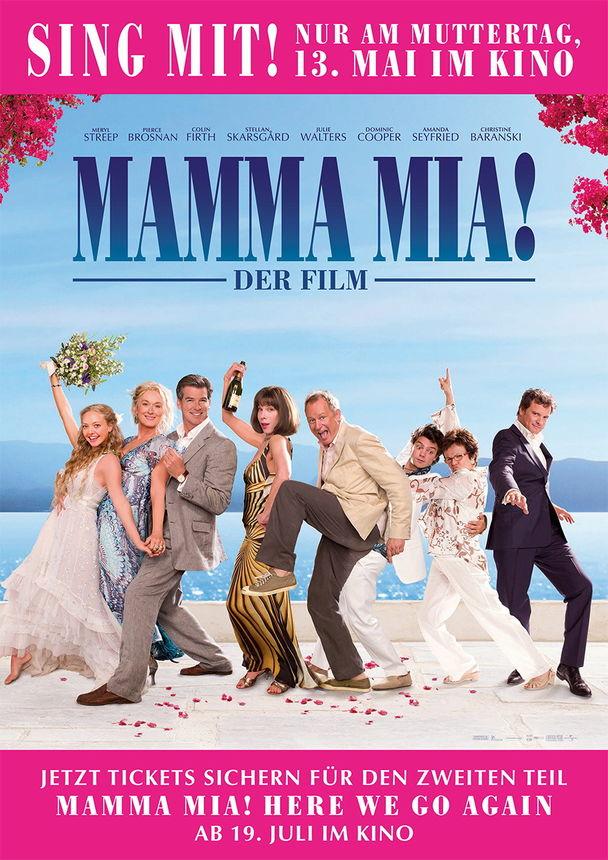 Mamma Mia 2 Kino