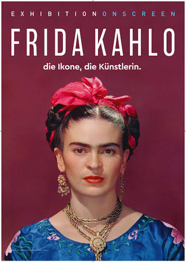 Frida Kahlo (Exhibition on Screen)