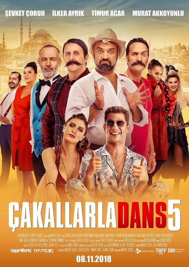 Cakallarla Dans 5 (türk.)