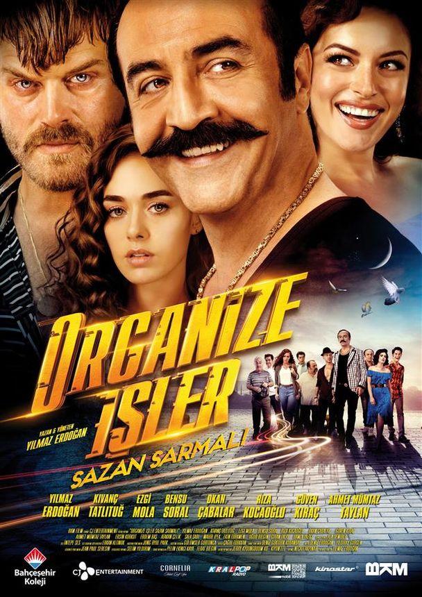 Organize Isler 2: Sazan Sarmali (türk.)