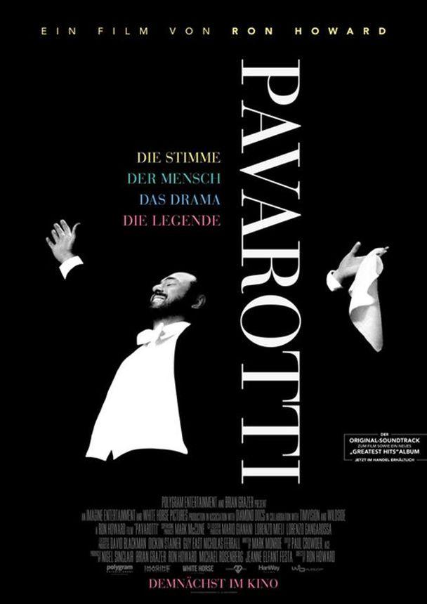 pavarotti film münchen