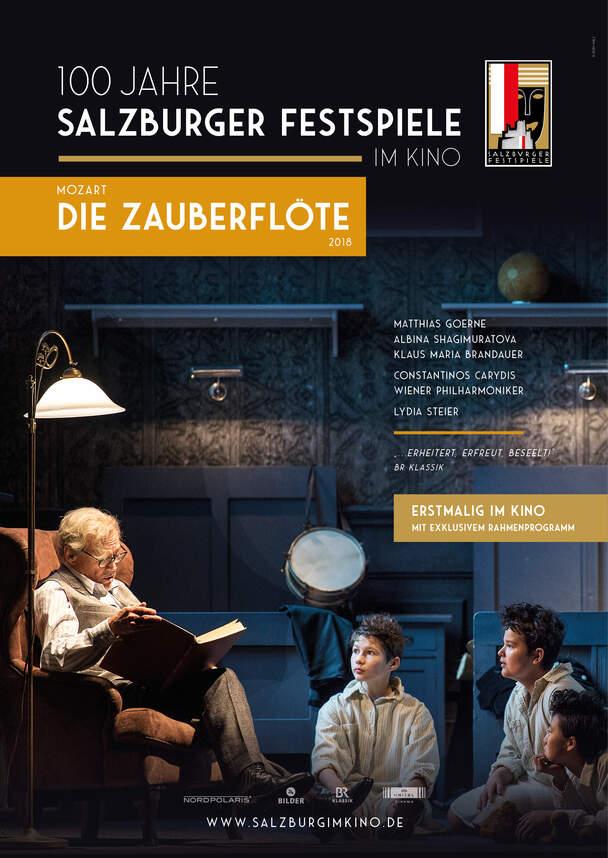 Mozart - Die Zauberflöte (Salzburger Festspiele im Kino - Saison 2020/21)