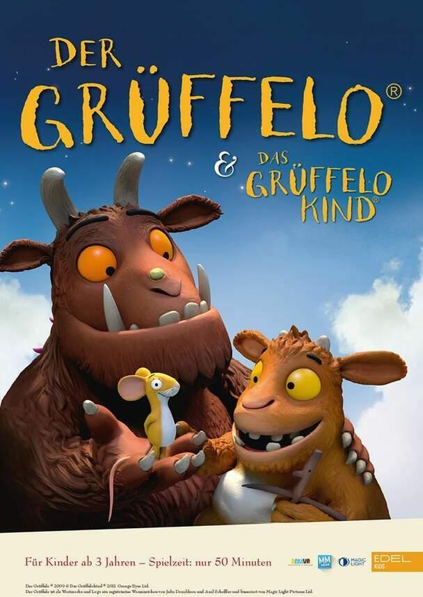 Der Grüffelo + Das Grüffelokind