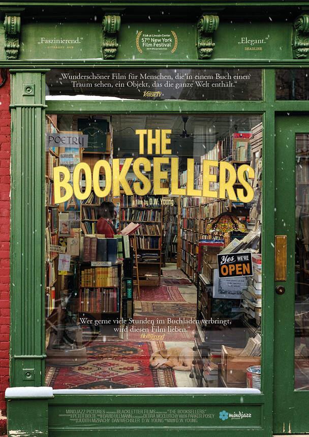 Booksellers - Aus Liebe zum Buch