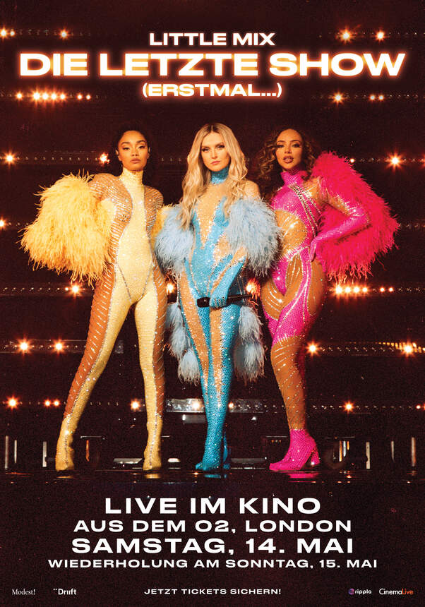 Plakat Little Mix: LM Live (engl.)