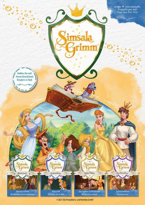 SimsalaGrimm - Märchenwald Special