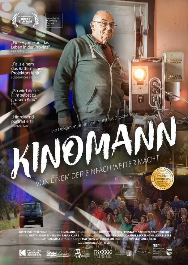 Kinomann - Von einem der einfach weiter macht