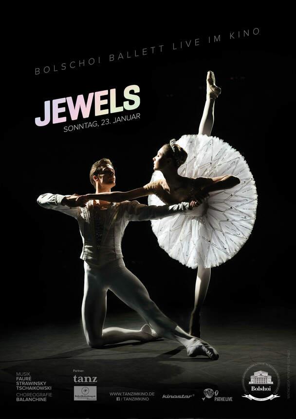 Jewels (Die Bolshoi Ballett Saison 2021/22 - LIVE)