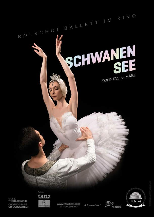 Schwanensee (Die Bolshoi Ballett Saison 2021/22)