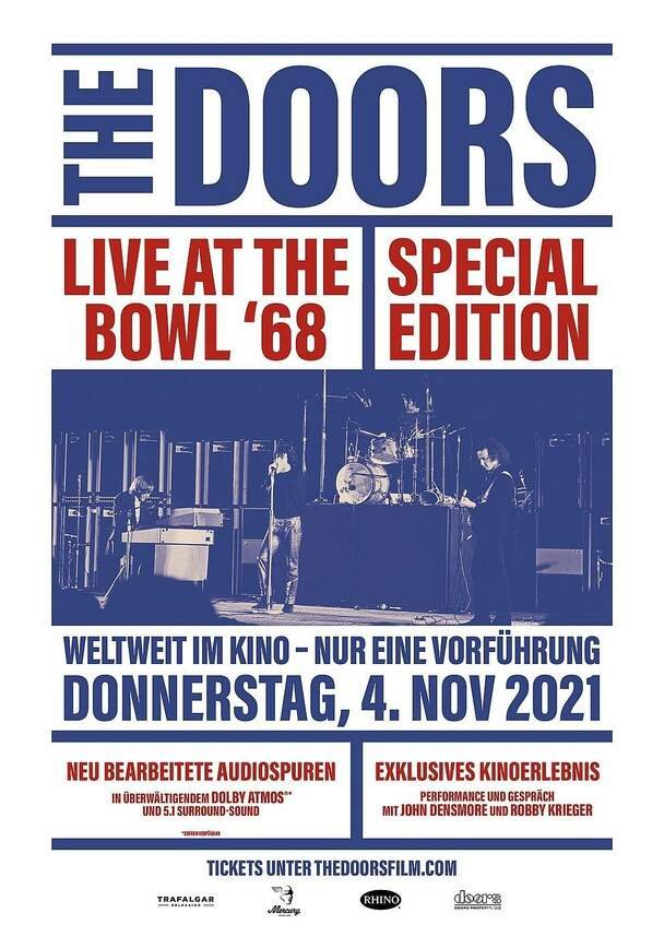 The Doors: Live at the Bowl'68