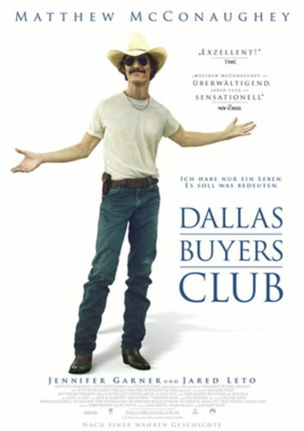dallas buyers club kinoprogramm im kinopolis rhein neckar. Black Bedroom Furniture Sets. Home Design Ideas