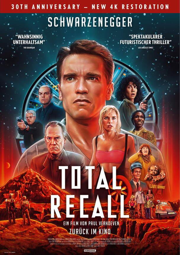 Total Recall - Totale Erinnerung (Best of Cinema)