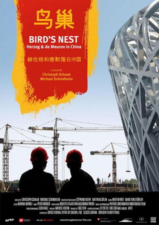 Bird's Nest - Herzog + De Meuron in China