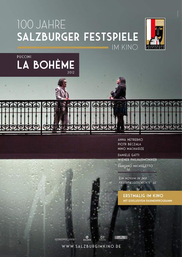 Puccini - La Bohème (Salzburger Festspiele im Kino - Saison 2020/21)
