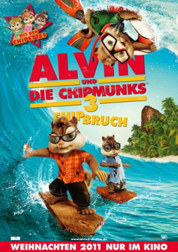 Alvin Und Die Chipmunks 3 Chipbruch Kinoprogramm Im Kinopolis